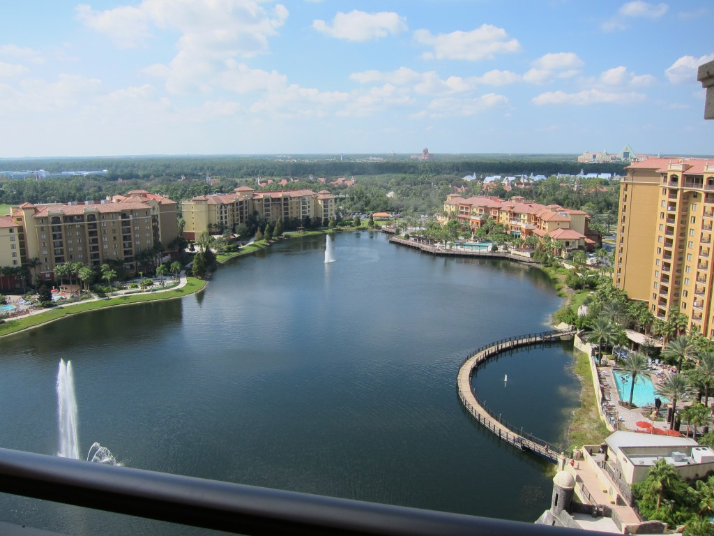 Wyndham Bonnet Creek Resort Property