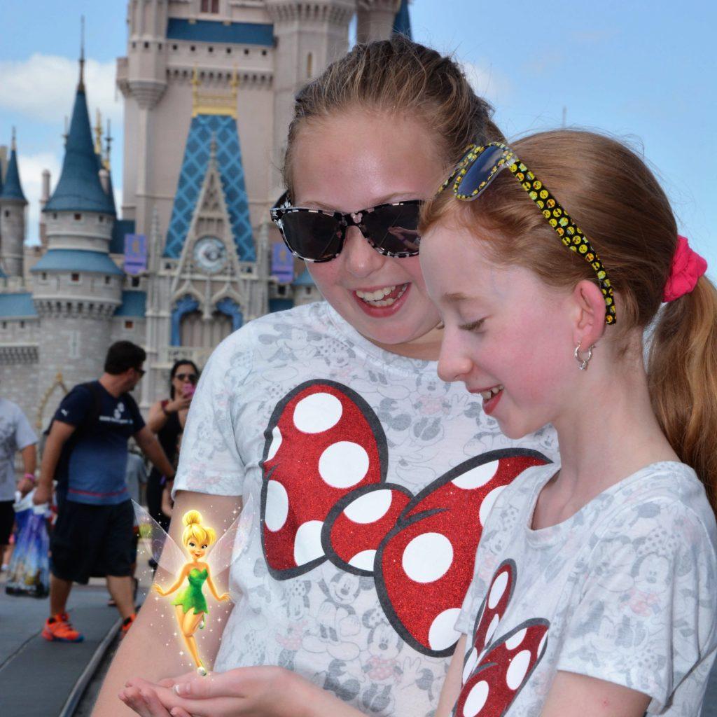 Tweens at Disney World