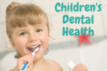 Childrens' dental health