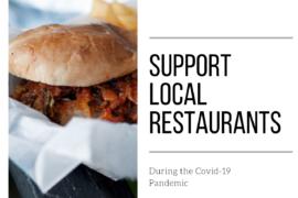 Support Local Restaurants West Island