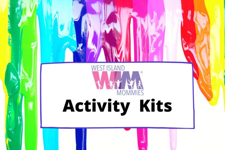 March Break Activity Kits